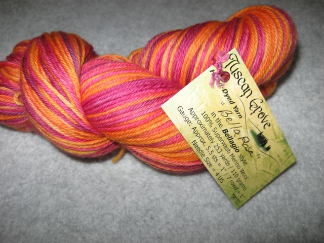 Tuscan Grove Bellagio Yarn