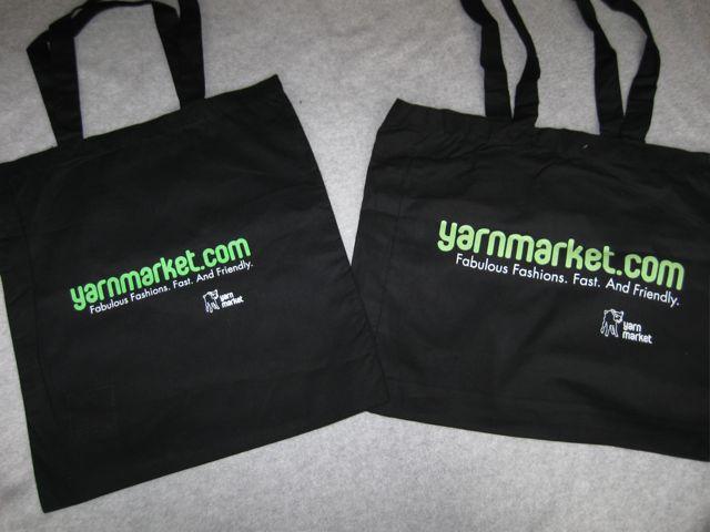 YarnMarket totes