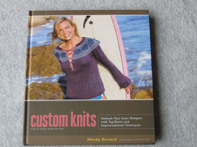 Custom Knits by Wendy Bernard of KnitTonic