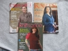 Interweave Knit, Interweave Crochet and KnitScene Magazines