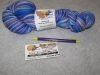 Knit Witch hand-dyed sock yarn